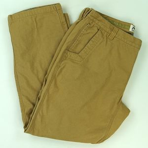Mountain Khakis Flannel Lined Alpine Casual Pants